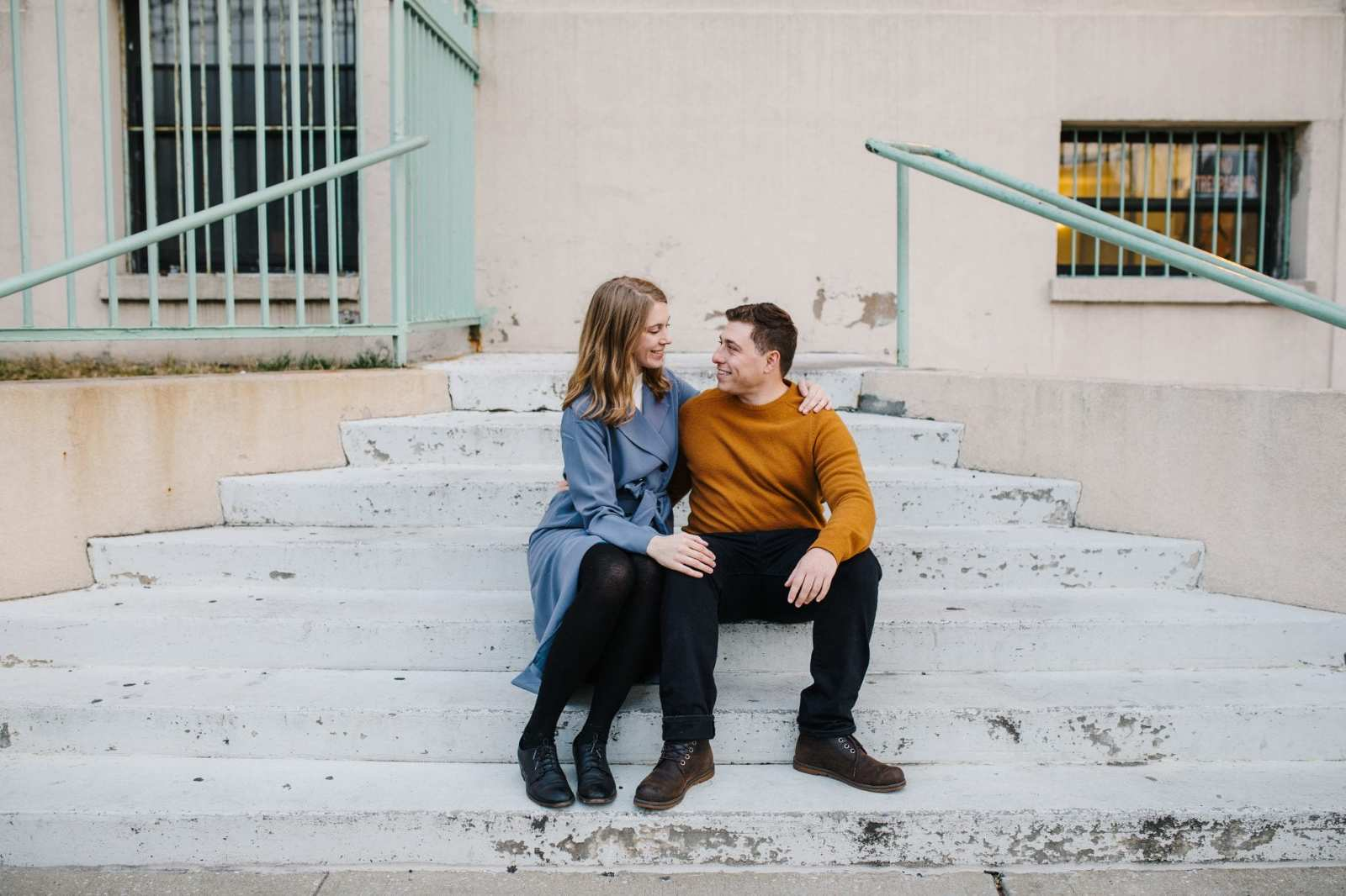 Red Hook Engagement Session