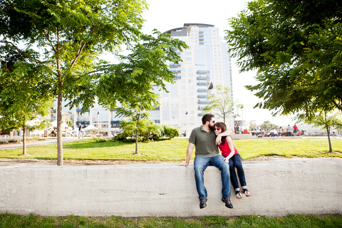 Williamsburg Brooklyn Engagement Session