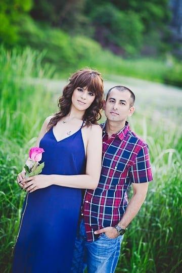 Central Park Engagement Session Photographer