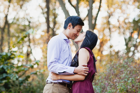 Prospect Park Engagement Session Photographer