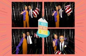 second stage theater gala photobooth