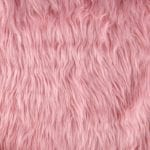 Pink Mongolian Fur Photobooth Backdrop