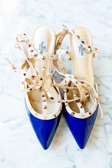 valentino kitten heels wythe hotel wedding