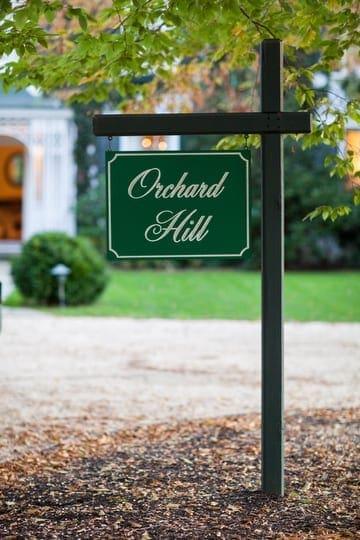 Orchard Hill Wedding
