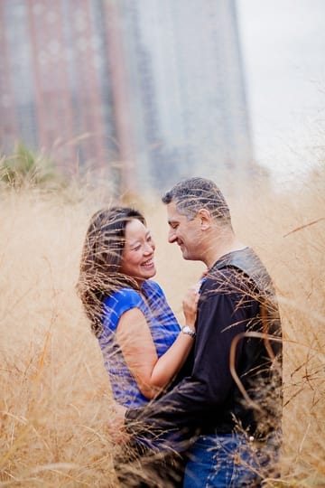 Long Island Engagement Photo