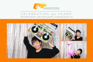 non profit photo booth
