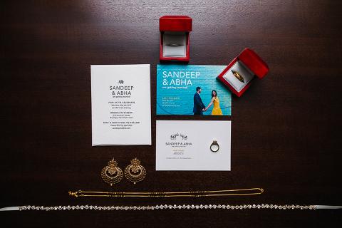 Modern Indian Wedding Details