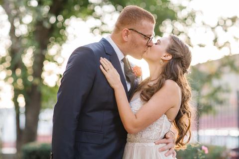 Onderdonk House Wedding