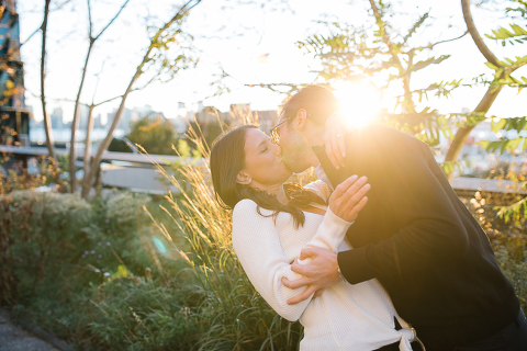 Highline NYC Engagement Session